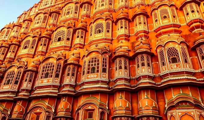 How The Pink Streets Of Jaipur Transformed Me To A Different Time