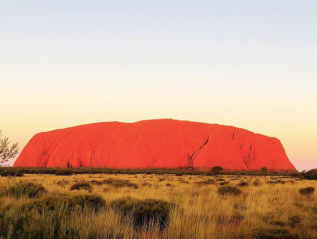 Uluru and Australia's Outback